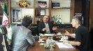 جلسه مدیرعامل و کارشناسان شرکت با نماینده شرکت گارونتا_2