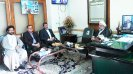 ملاقات با نماینده ولی فقیه در شهرستان چالوس_1